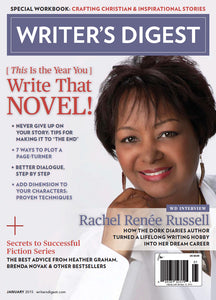 Writer's Digest January 2015 Digital Download