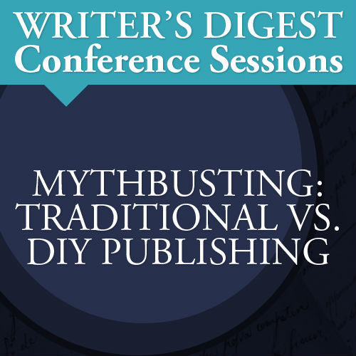 Mythbusting - Traditional vs. DIY Publishing