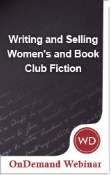 Writing and Selling Women's and Book Club Fiction Video Download
