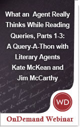 What an Agent Really Thinks While Reading Queries, Parts 1-3: A Query-A-Thon with Literary Agents Kate McKean & Jim McCarthy Video Download