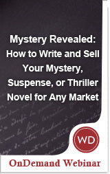 Mystery Revealed: How to Write and Sell Your Mystery, Suspense, or Thriller Novel for Any Market Video Download