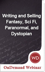 Writing and Selling Fantasy, SciFi, Paranormal, and Dystopian Video Download