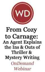 From Cozy to Carnage: OnDemand Webinar