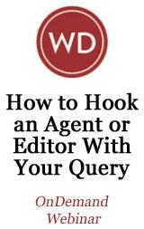 How to Hook an Agent or Editor With Your Query OnDemand Webinar