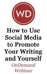 How to Use Social Media to Promote Your Writing and Yourself OnDemand Webinar