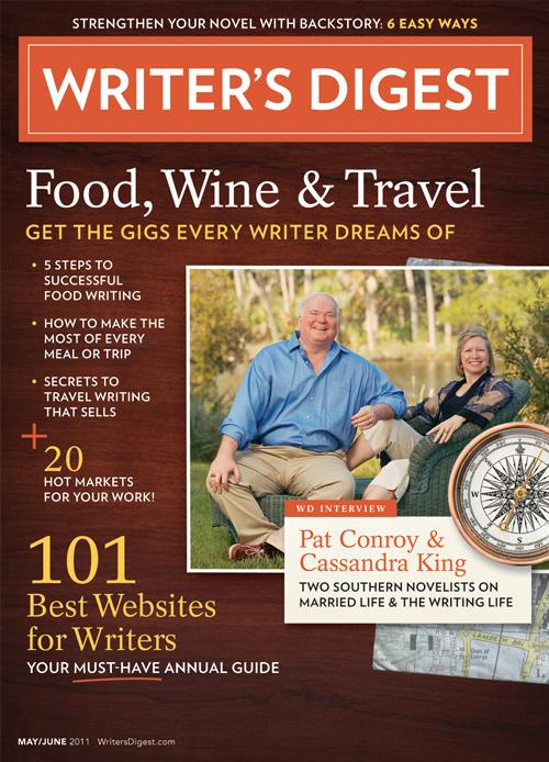 Writer's Digest May/June 2011 (PDF)