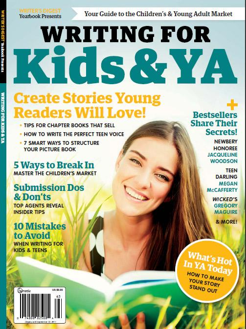 Writing for Kids & YA (PDF)