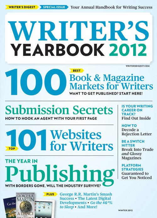 Digital Issue: Writer's Digest Yearbook 2012