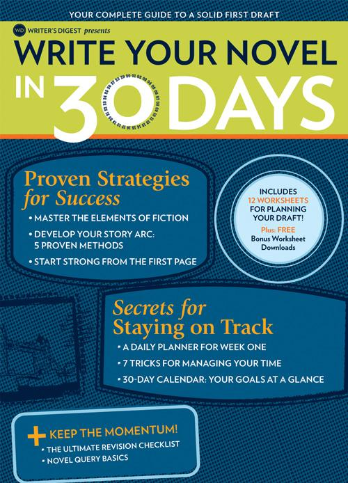 Digital Issue: Writer's Digest Write Your Novel in 30 Days