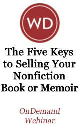The Five Keys to Selling Your Nonfiction Book or Memoir OnDemand Webinar