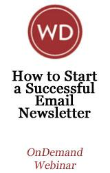 How to Start a Successful Email Newsletter OnDemand Webinar