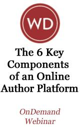 The 6 Key Components of an Online Author Platform OnDemand Webinar
