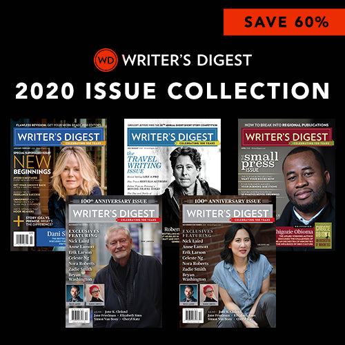 Writer's Digest 2020 Issue Collection