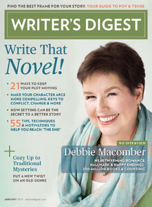 Writer's Digest January 2017 Digital Edition