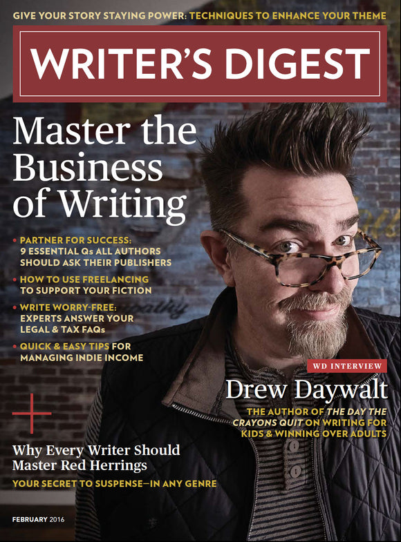 Writer's Digest February 2016 Download