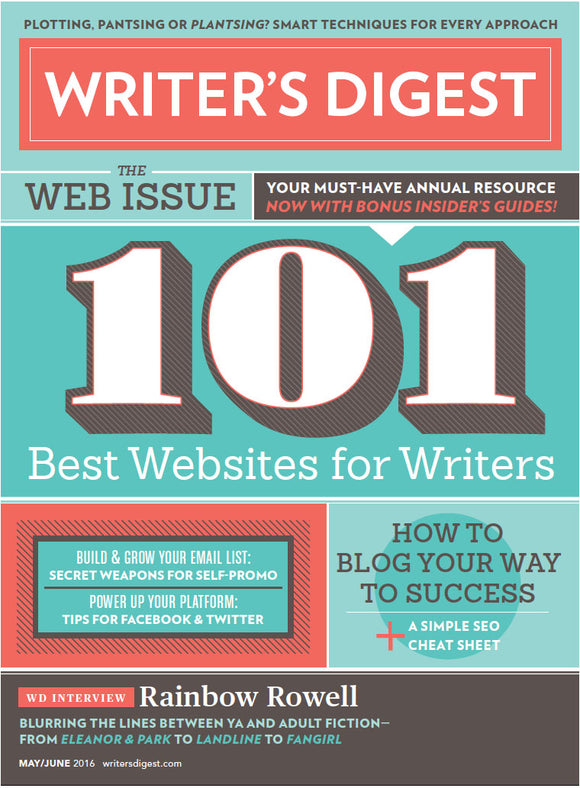 Writer's Digest May/June 2016 Digital Edition