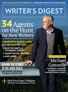 Writer's Digest October 2017 Digital Edition