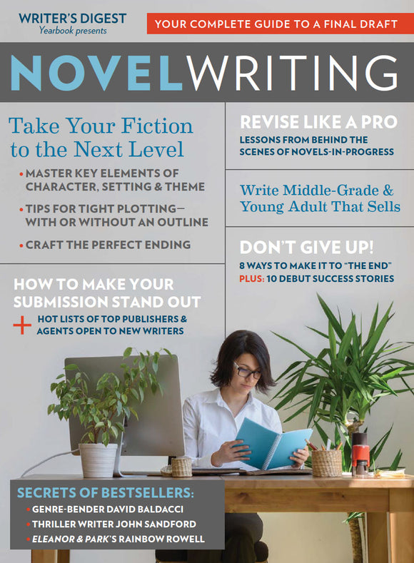 Writer's Digest Novel Writing 2016 Download