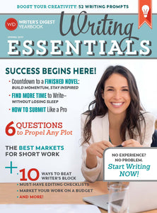 Writer's Digest Writing Essentials 2017 Digital Edition