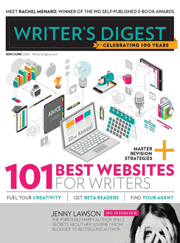 Writer's Digest May/June 2020 Digital Edition