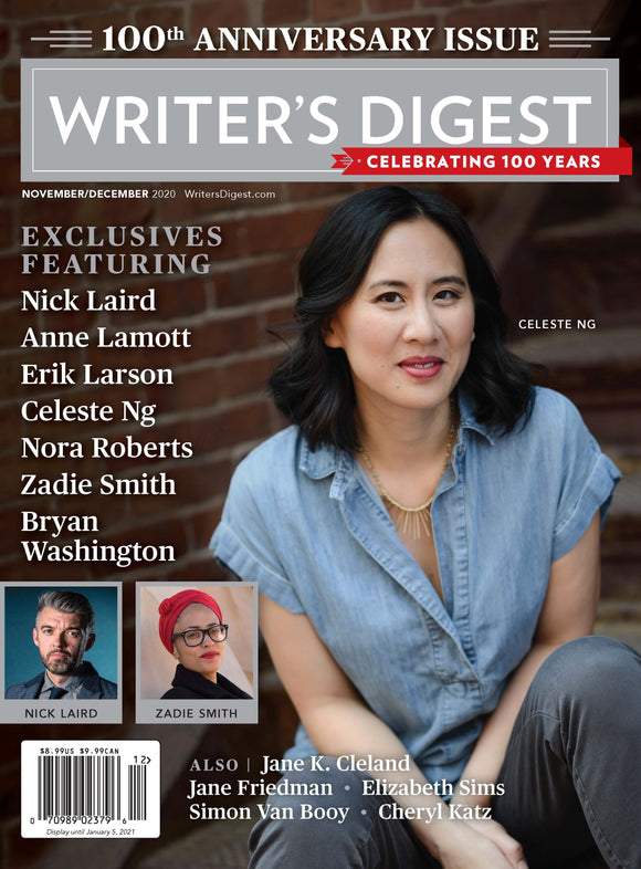 Writer's Digest November/December 2020 Digital Edition