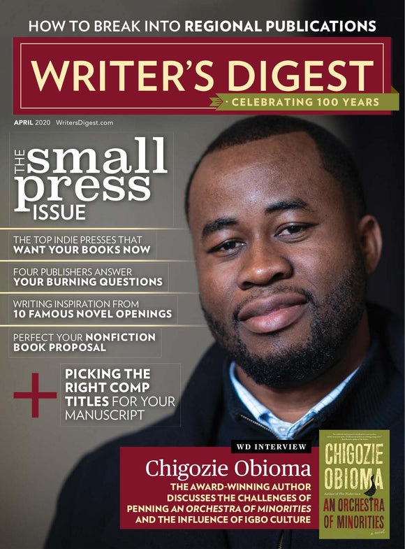 Writer's Digest April 2020 Digital Edition