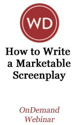 How to Write a Marketable Screenplay OnDemand Webinar