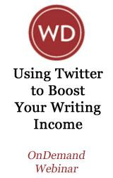 Using Twitter to Boost Your Writing Income OnDemand Webinar
