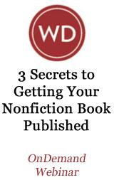 3 Secrets to Getting Your Nonfiction Book Published - OnDemand Webinar
