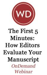 The First 5 Minutes: How Editors Evaluate Your Manuscript - OnDemand Webinar