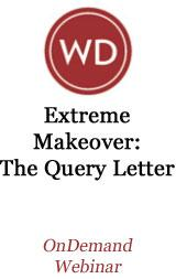 Critique Series: Query Letters OnDemand Webinar