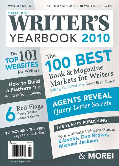Digital Issue: Writer's Yearbook 2010