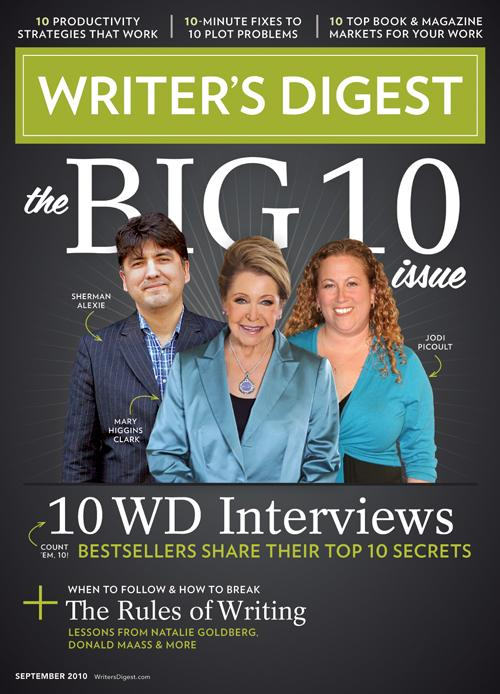 Writer's Digest September 2010 (PDF)
