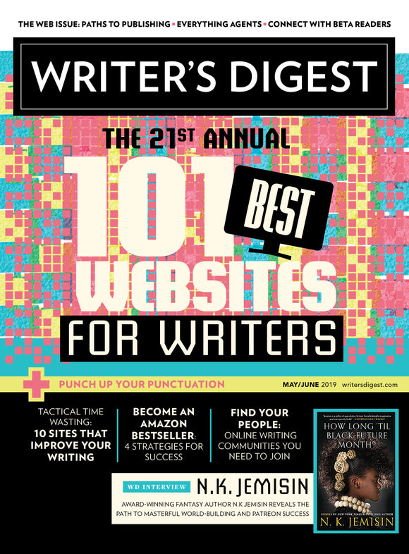 Writer's Digest May/June 2019 Digital Edition