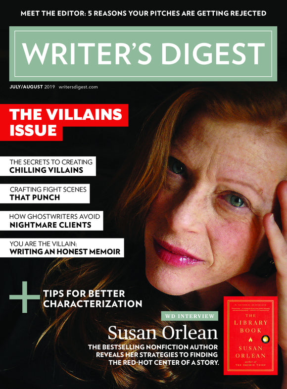 Writer's Digest July/August 2019 Digital Edition