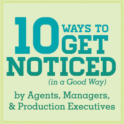 10 Ways to Get Noticed (in a Good Way) OnDemand Webinar
