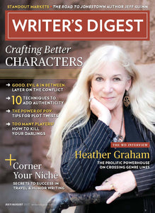 Writer's Digest July/August 2017 Digital Edition