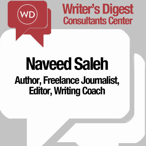 Naveed Saleh: 60-Minute Consultation Session