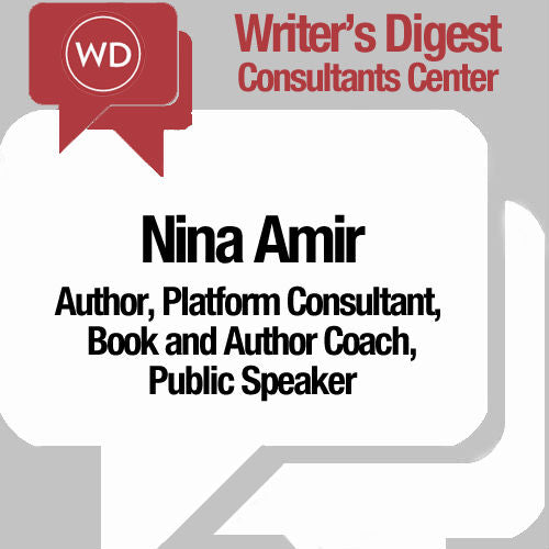 Nina Amir: 60-Minute Consultation Session
