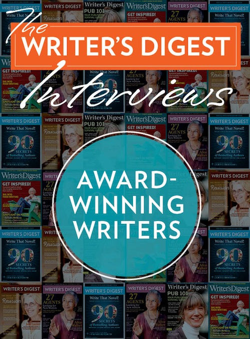 The Writer's Digest Interviews: Award-Winning Writers Ebook