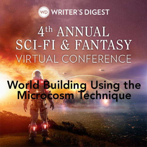 World Building Using the Microcosm Technique OnDemand Webinar
