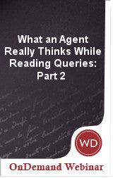What an Agent Really Thinks While Reading Queries: Part 2