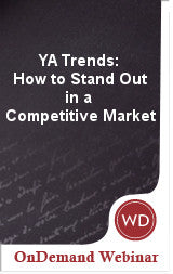 YA Trends: How to Stand Out in a Competitive Market