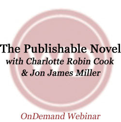 The Publishable Novel OnDemand Webinar