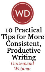 10 Practical Tips for More Consistent, Productive Writing