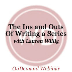 The Ins and Outs of Writing a Series OnDemand Webinar