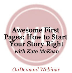 Awesome First Pages: How to Start Your Story Right