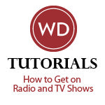 How to Get on TV and Radio Shows