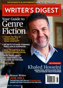 Writer's Digest July/August 2013 (PDF)