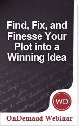 Find, Fix, and Finesse Your Plot into a Winning Idea